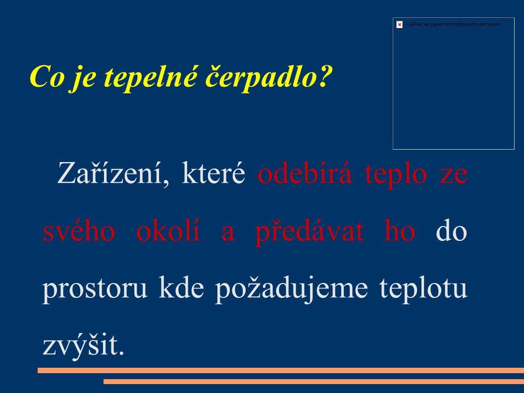 Tepelná čerpadla voda - voda www.hotjet.cz