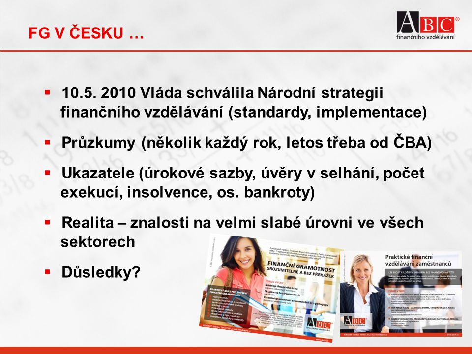 FG V ČESKU …  10.5.