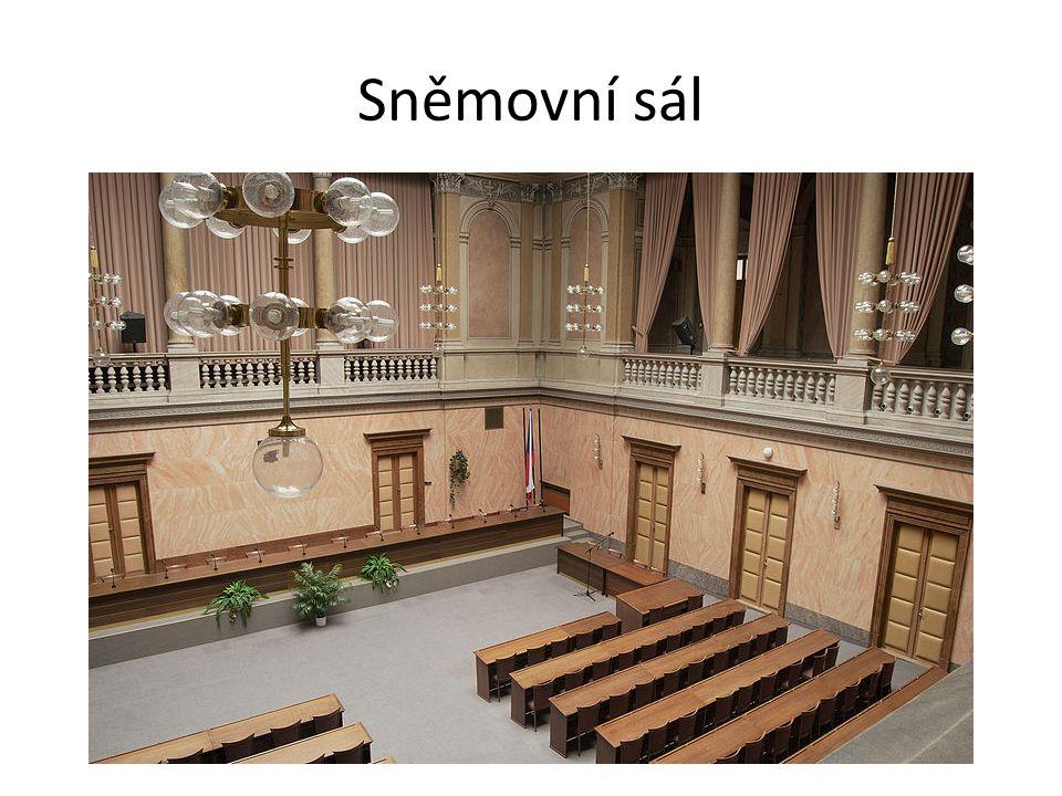 Sněmovní sál