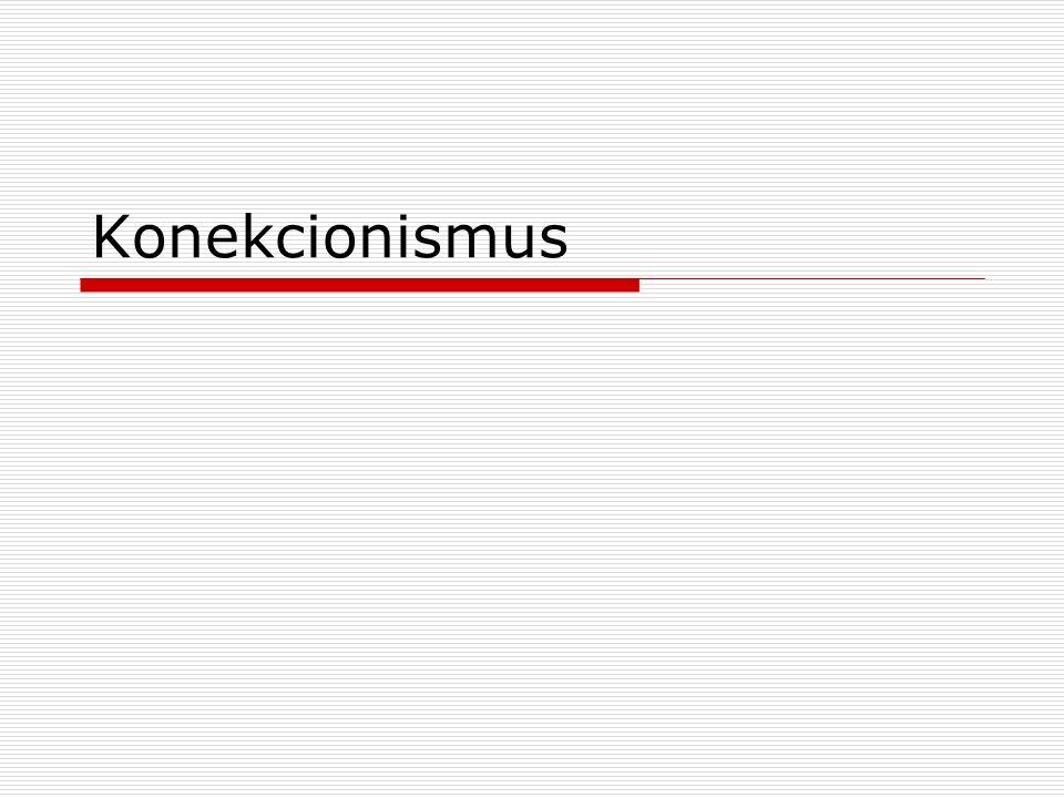 Konekcionismus