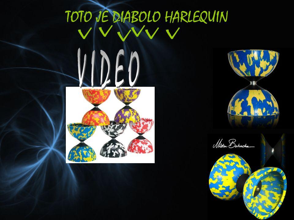 TOTO JE DIABOLO HARLEQUIN ^ ^ ^ ^ ^^
