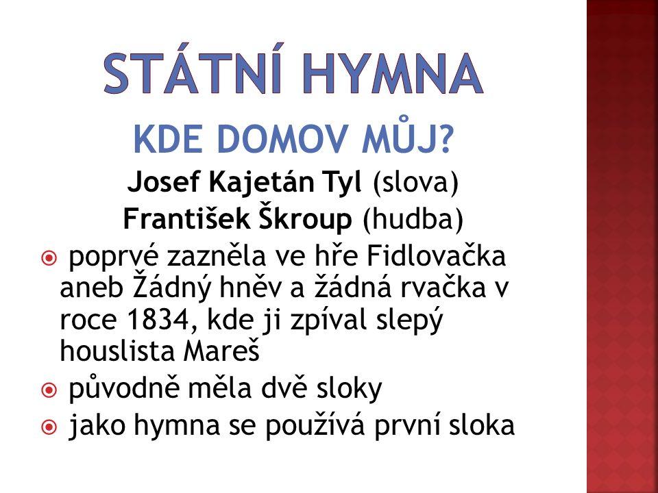 KDE DOMOV MŮJ.