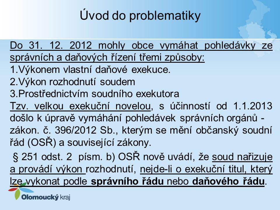 Úvod do problematiky Do 31. 12.