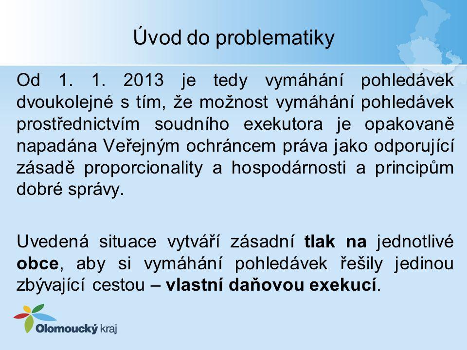 Úvod do problematiky Od 1. 1.