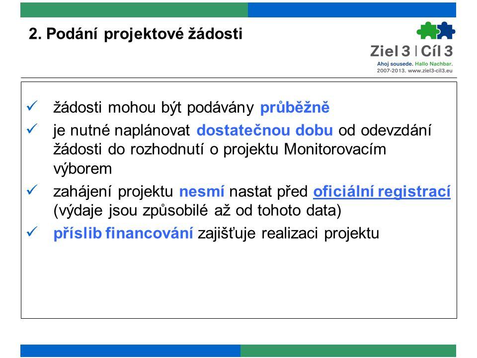 *CRR= Centrum pro regionální rozvoj České republiky Pozn.: CRR je kompetentní vůči českým a SAB vůči saským projektovým partnerům dle nařízení (ES) 1080/2006 trvá kontrola max.