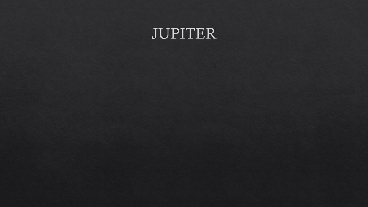 - Jupiter je nejv ě tší planeta v naší slune č ní soustav ě.