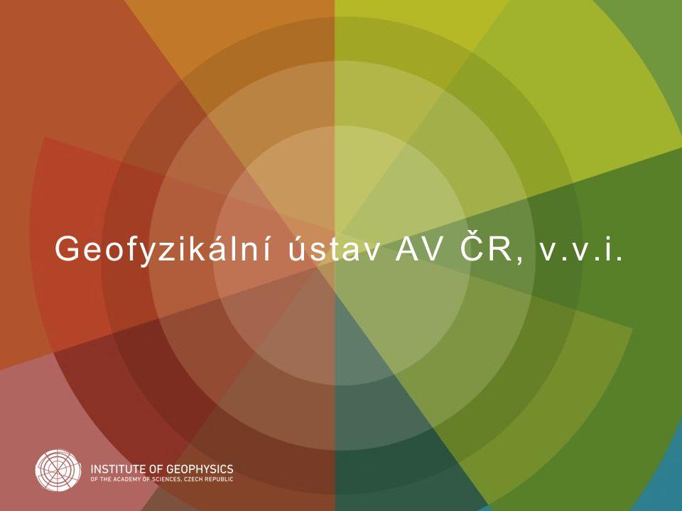 Geofyzikální ústav AV ČR, v.v.i.
