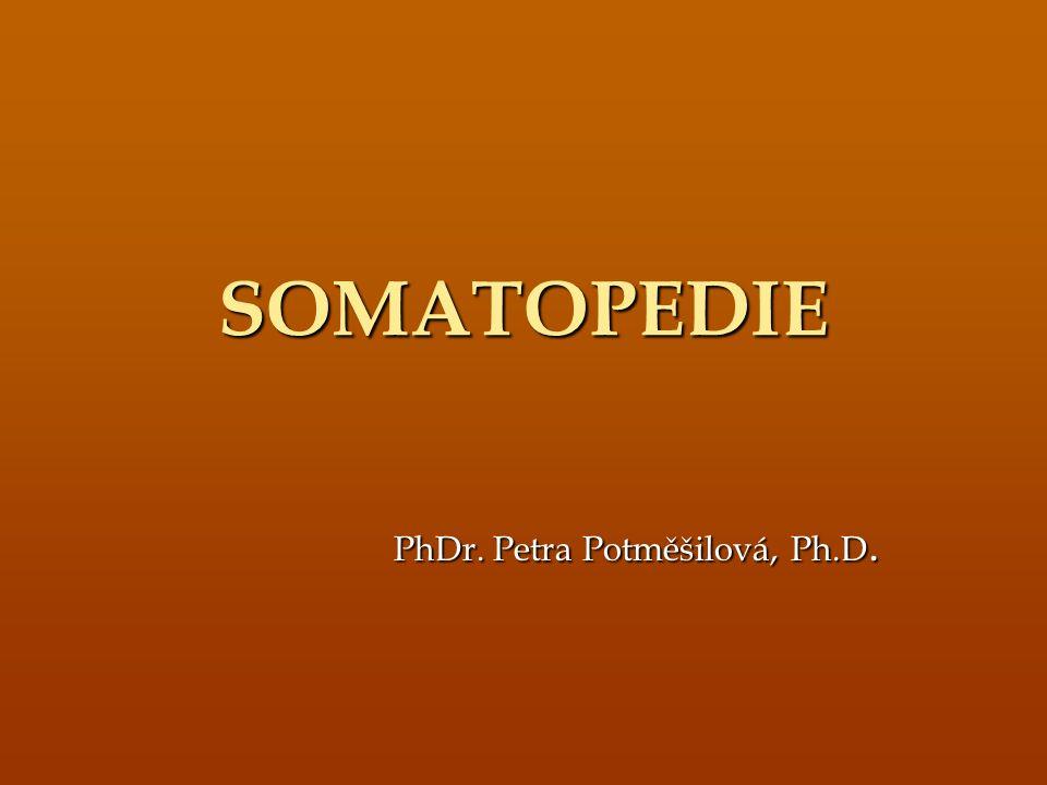 SOMATOPEDIE PhDr. Petra Potměšilová, Ph.D.