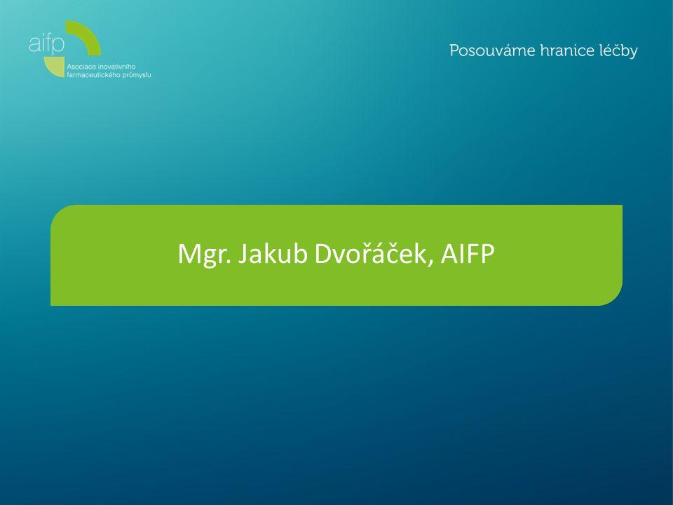 Mgr. Jakub Dvořáček, AIFP