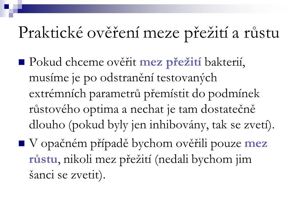 Difúzní diskový test v praxi: zóny se změří a porovnají s referenčními www.medmicro.info