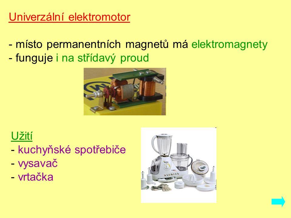 Co jsme si zapamatovali.1.Co to je elektromotor. 2.Které jsou druhy elektromotoru.