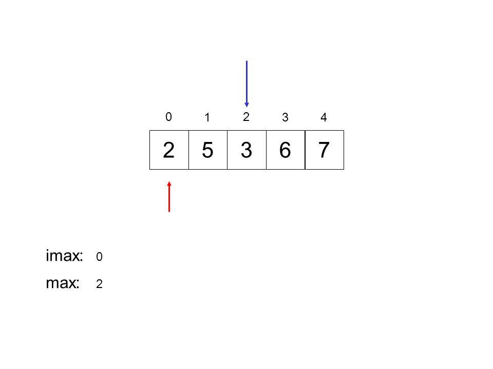 237 0 1 2 34 imax: 0 max: 2 56