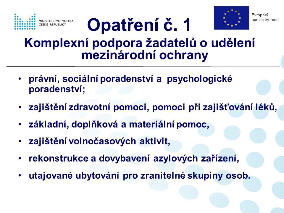 právní, sociální poradenství a psychologické poradenství; zajištění zdravotní pomoci, pomoci při zajišťování léků, základní, doplňková a materiální po