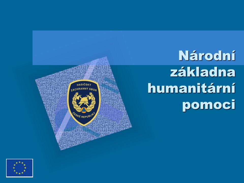 Národní základna humanitární pomoci Logo vaší společnosti vložíte na snímek následujícím způsobem: V nabídce Vložit vyberte příkaz Obrázek. Najděte so