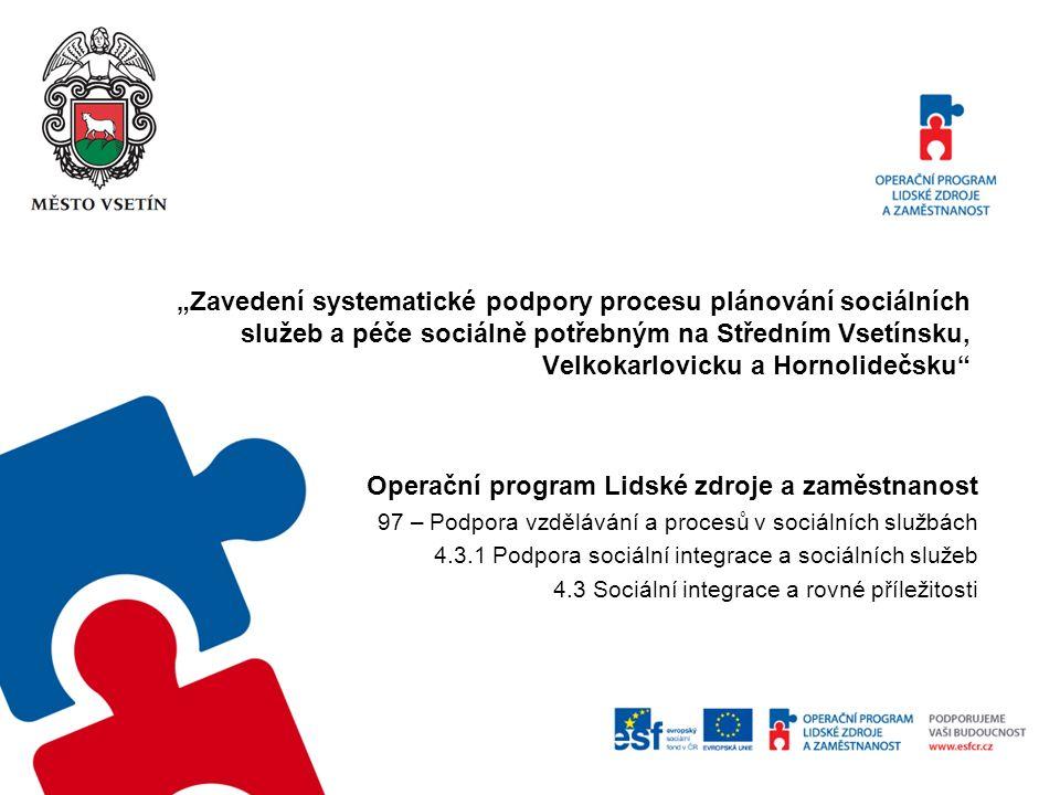 """""""Tento projekt je financován Evropským sociálním fondem prostřednictvím Operačního programu Lidské zdroje a zaměstnanost a Státního rozpočtu ČR"""
