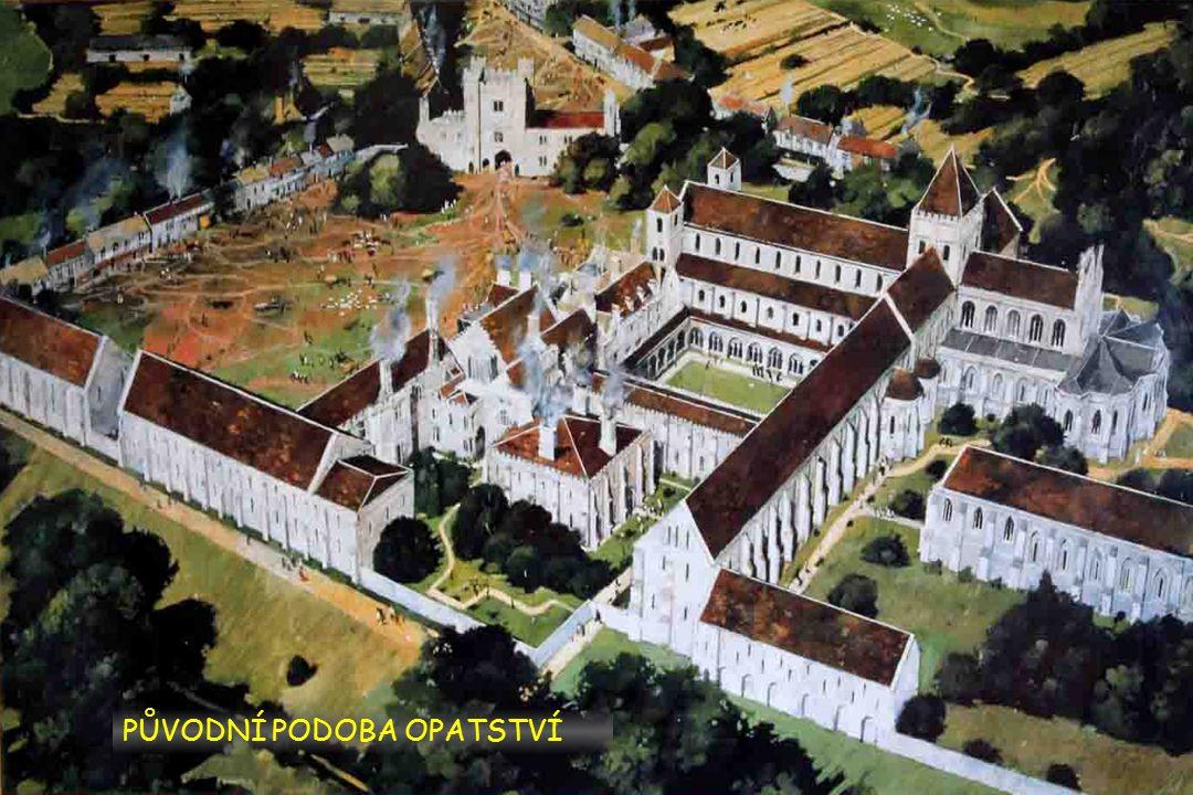 OPATSTVÍ VZNIKLO V MÍSTĚ SLAVNÉ BITVY U HASTINGSU (r.1066)
