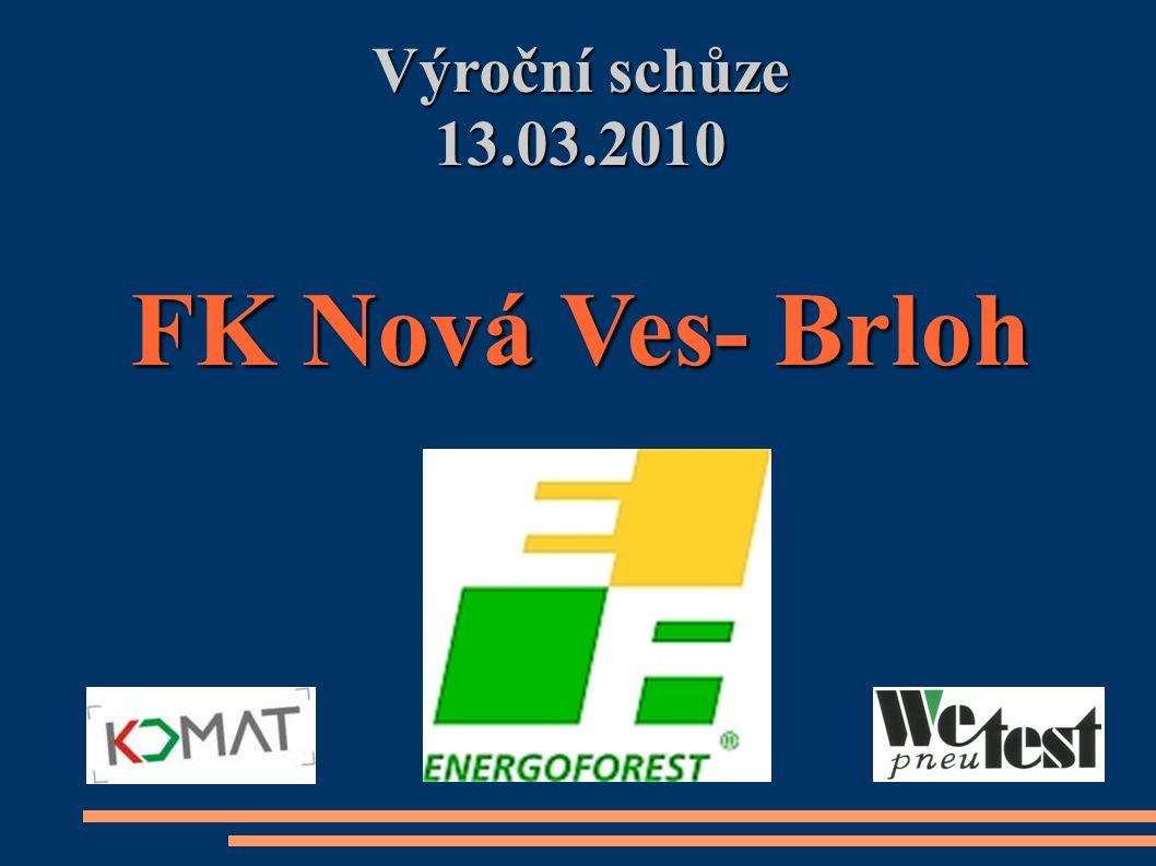 Výroční schůze 13.03.2010 FK Nová Ves- Brloh