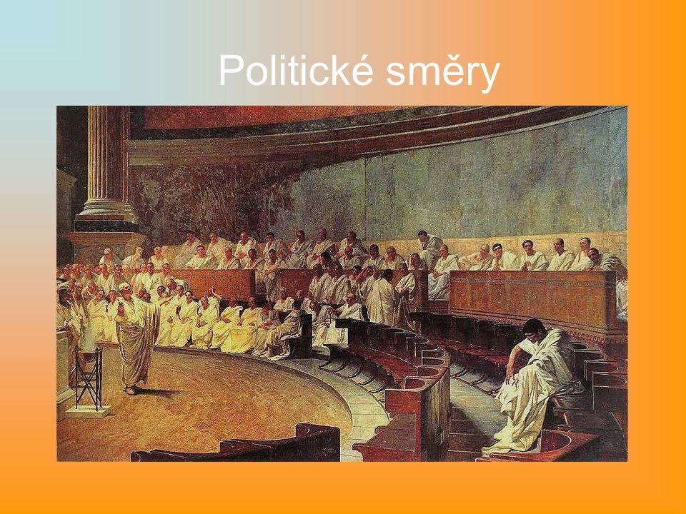 Politické směry