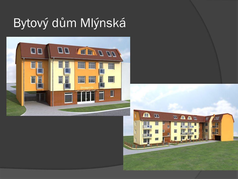 Bytový dům Mlýnská