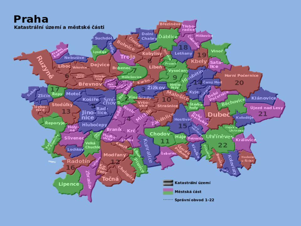 OBYVATELSTVO Praha je největším a nejlidnatějším městem v ČR.