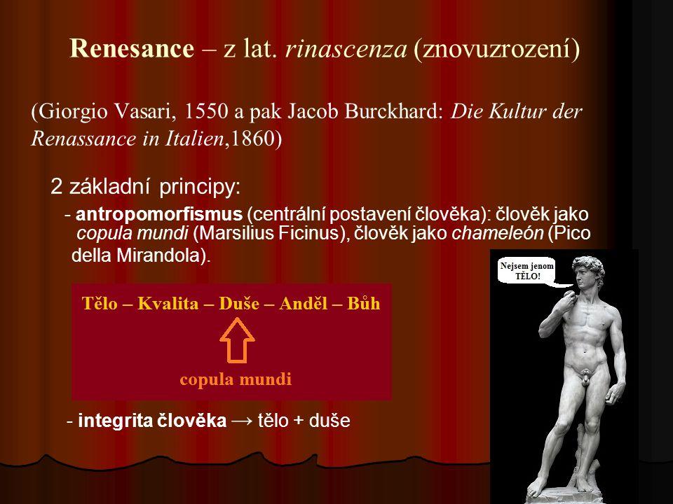 Renesance – z lat.