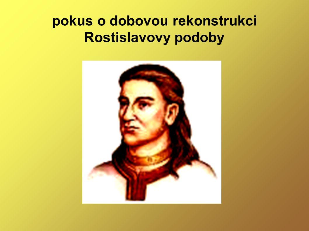 -neustále čelil útokům z Francké říše -pociťoval obavy, že spolu s křesťanstvím ze Západu proniká na Moravu i moc nepřátel -roku 863 se obrátil na byzantského císaře s žádostí o vyslání kněží, kteří by na Velké Moravě šířili křesťanství