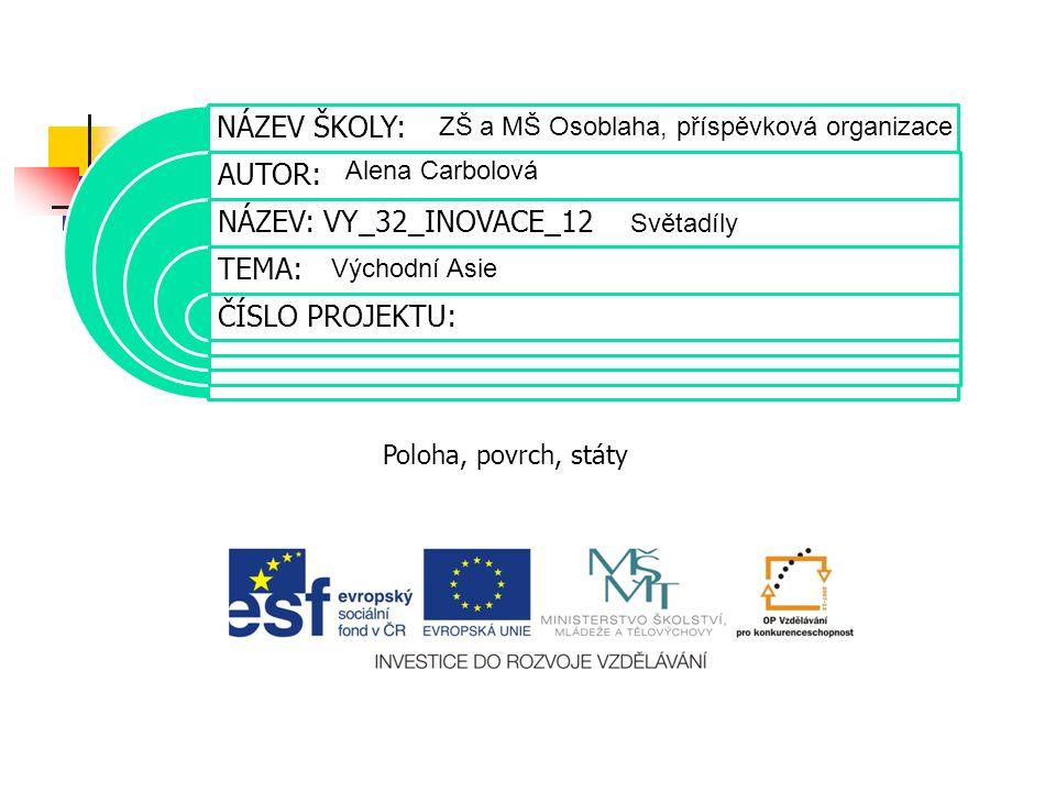 Datum vytvoření projektu únor 2012 Ročník7.