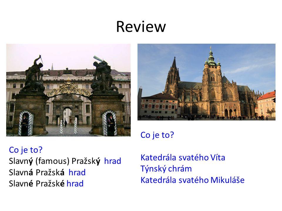 Review Co je to. Slavný (famous) Pražský hrad Slavná Pražská hrad Slavné Pražské hrad Co je to.