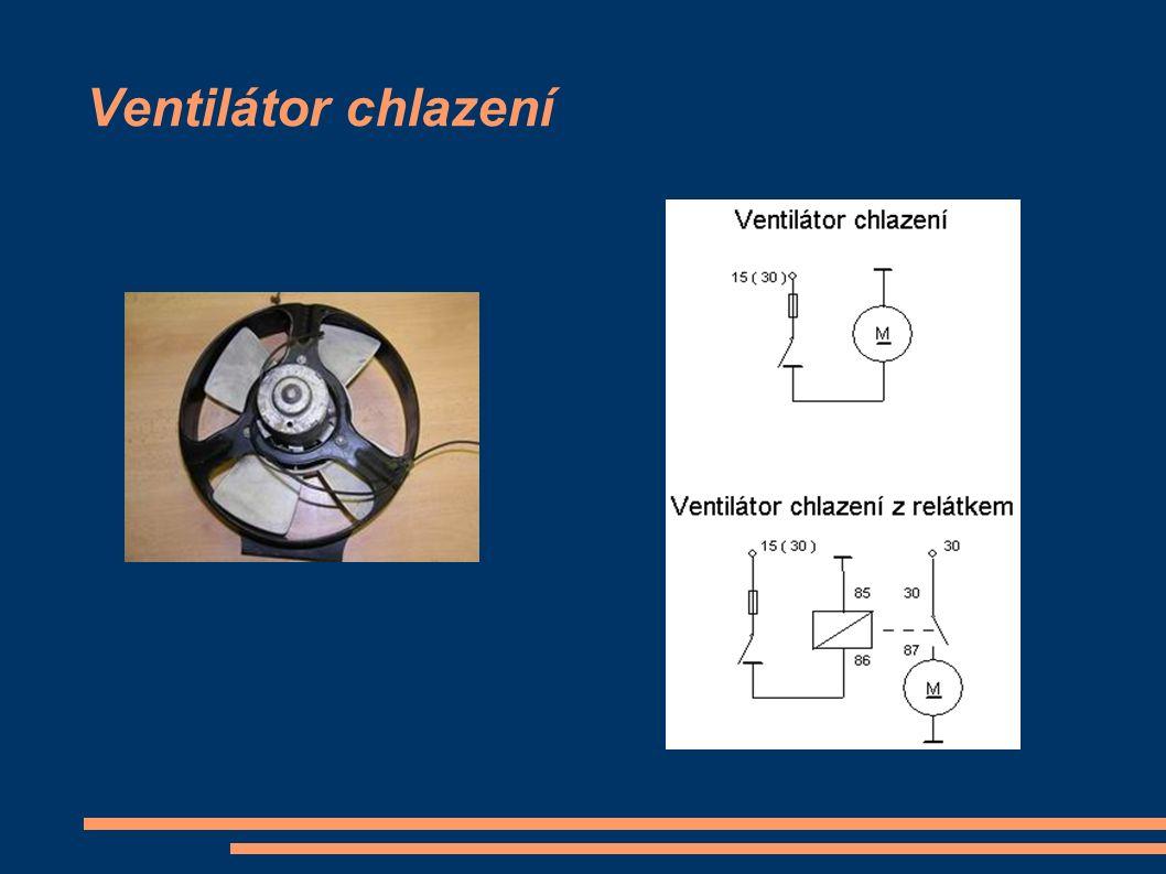 Ventilátor chlazení