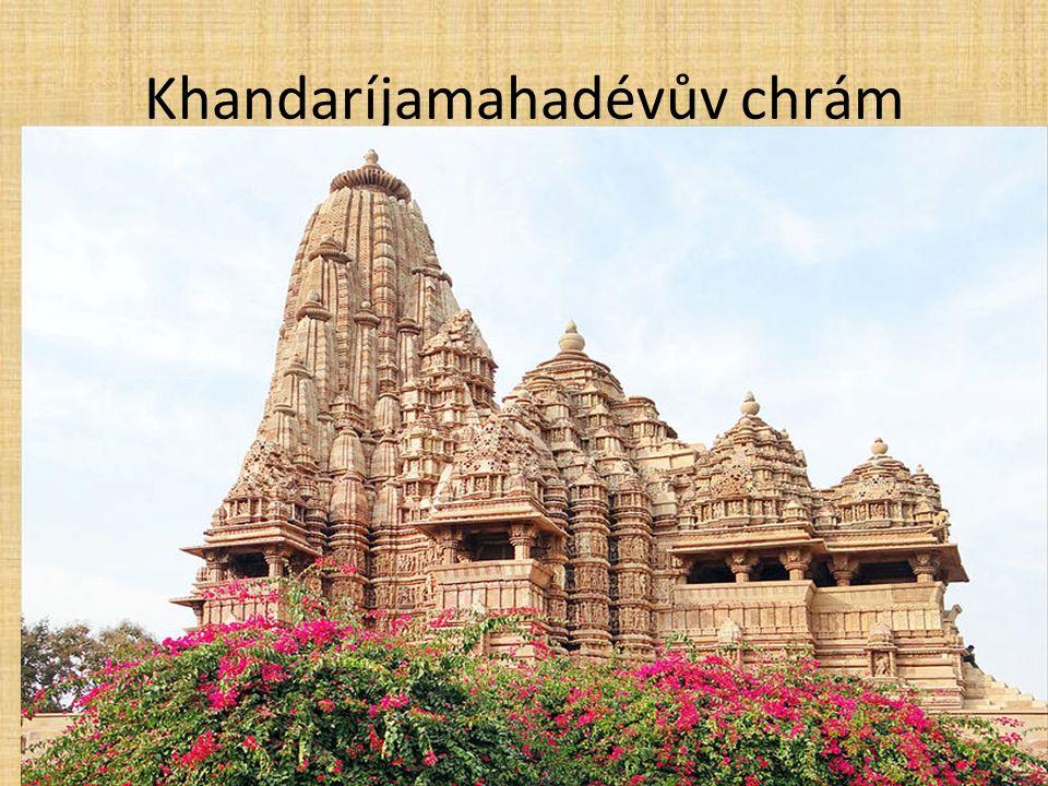 Khandaríjamahadévův chrám
