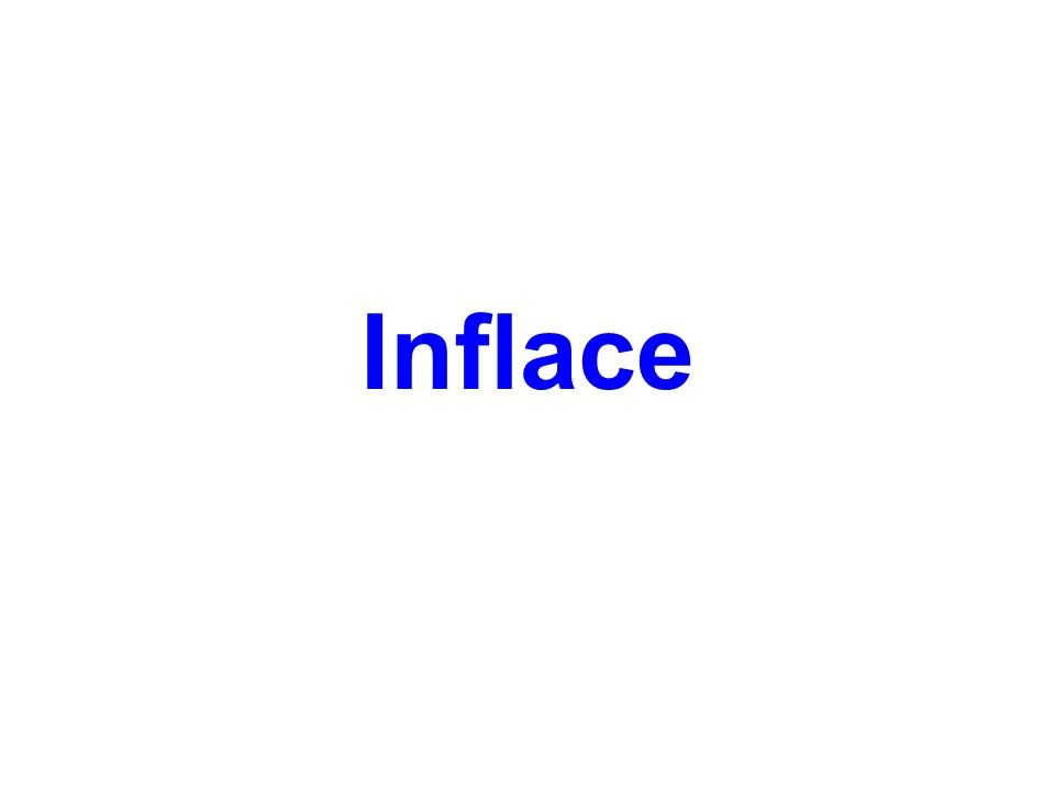 Negativní dopady inflace  hromadění zboží – skupování trvanlivého zboží za účel uchování bohatství vede k jeho nedostatku  přerozdělování bohatství – přesun peněz od věřitelů k dlužníkům (dlužníci splácejí stále stejné částky, ale věřitelé si za ně koupí méně)
