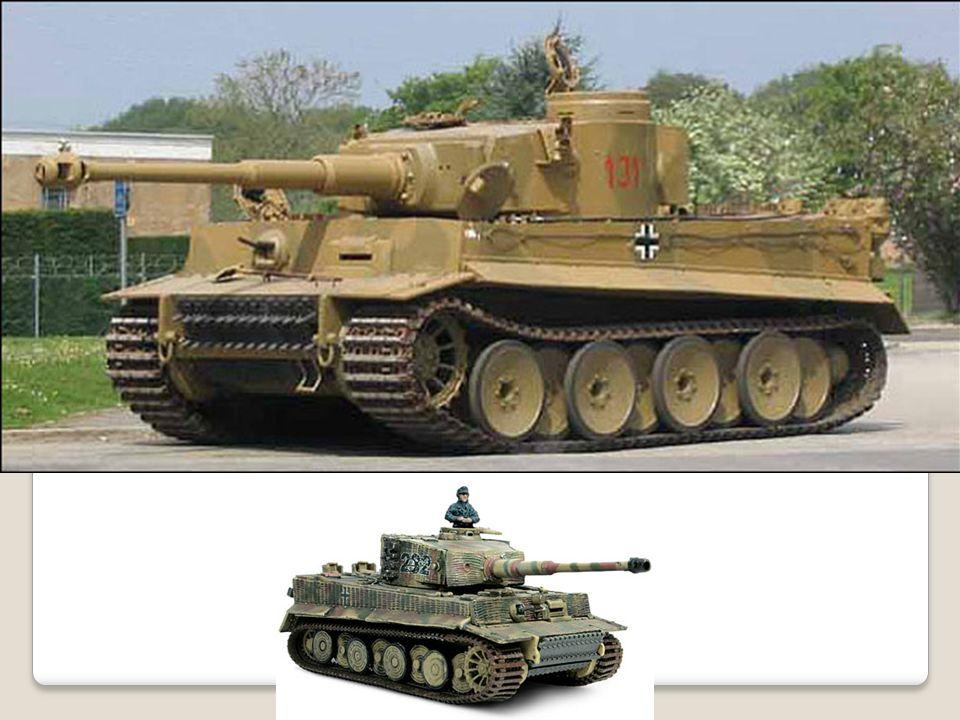 Tank Tiger II.