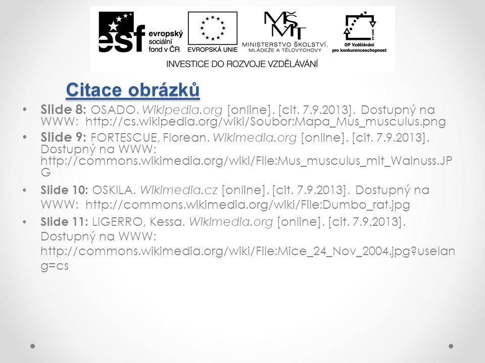 Citace obrázků Slide 8: OSADO. Wikipedia.org [online].
