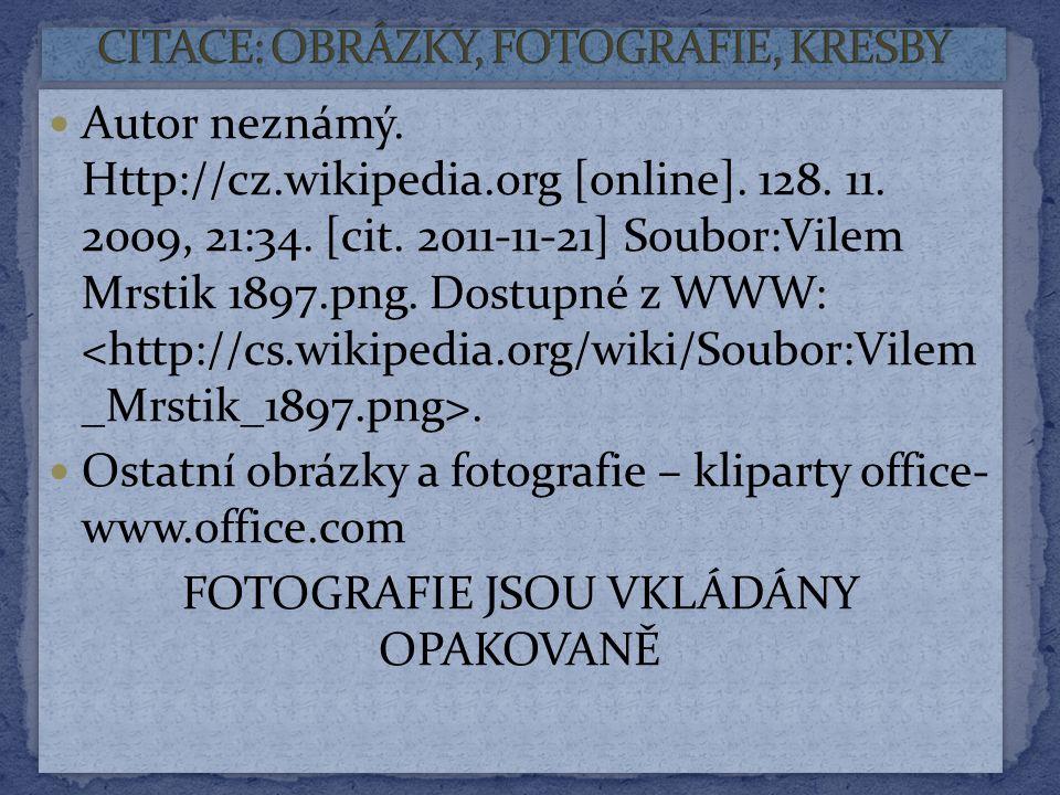 Autor neznámý. Http://cz.wikipedia.org [online]. 128.