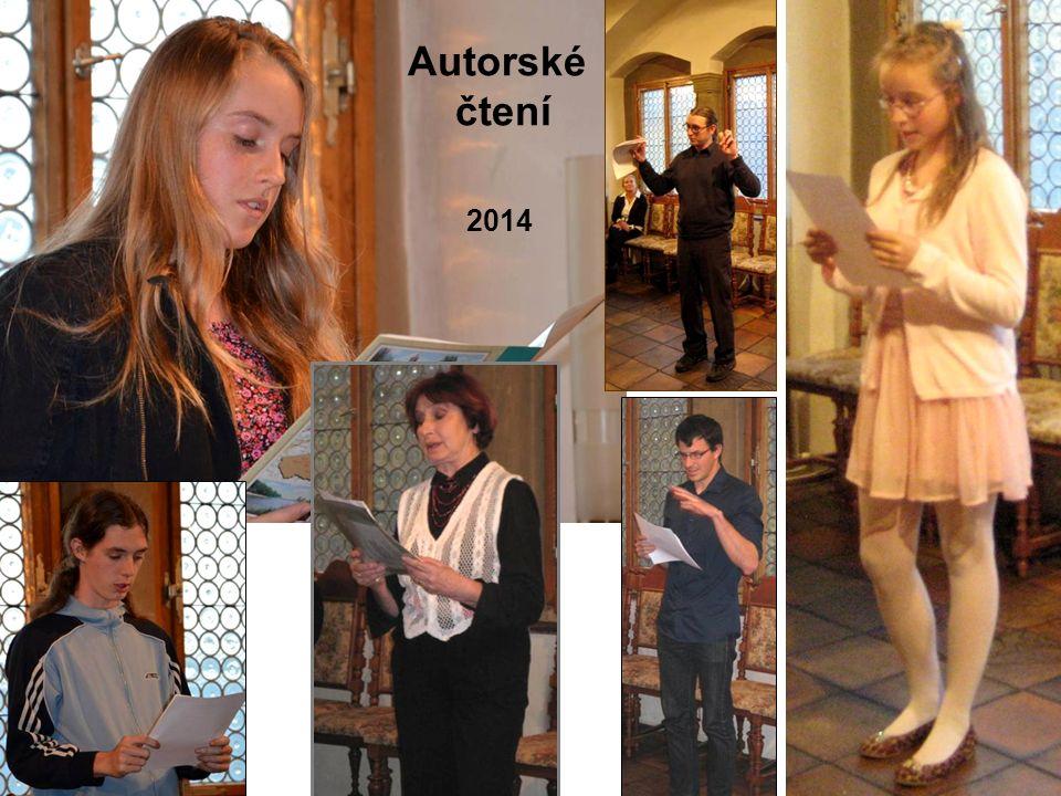 Autorské čtení 2014