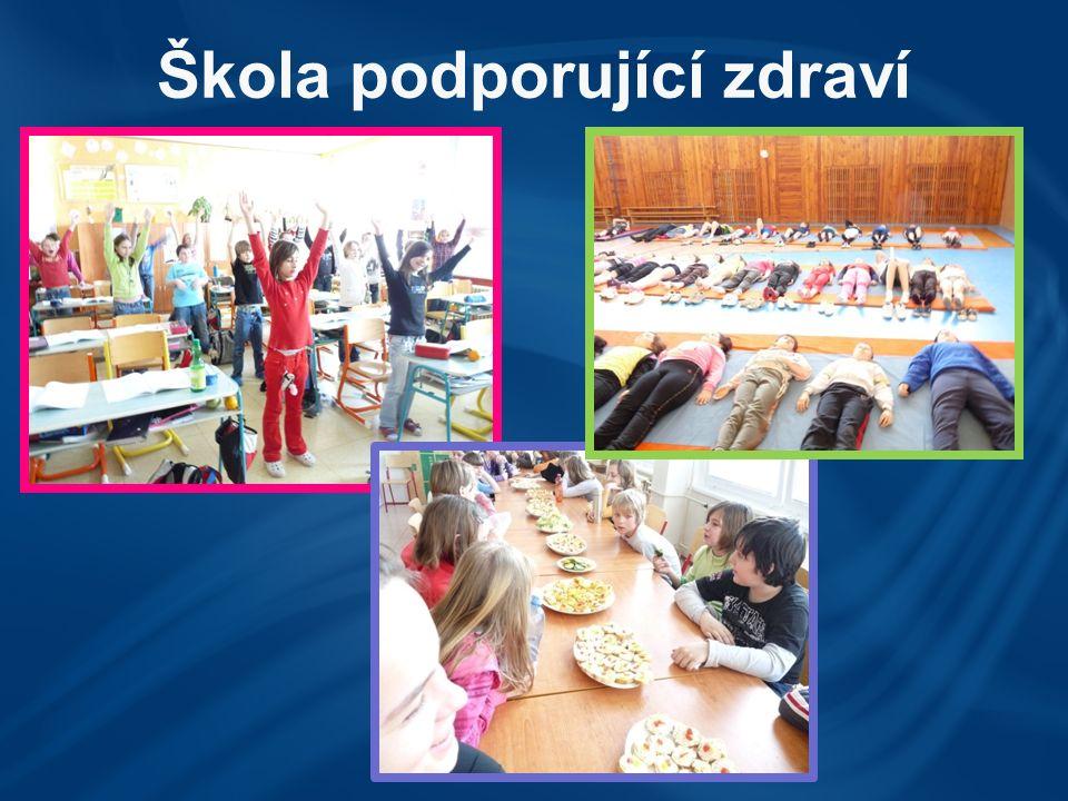 Škola podporující zdraví