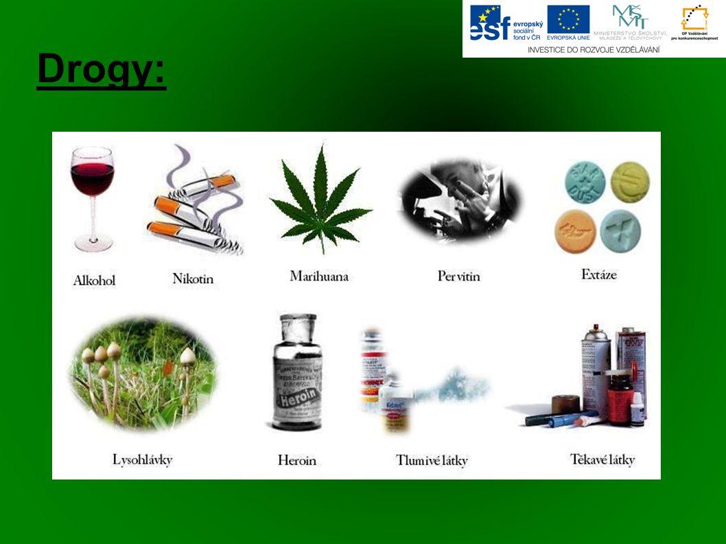 Ethanol (součást alkoholických nápojů) je při dlouhodobější vyšší spotřebě nebezpečný a vede ke zdravotním problémům, např.