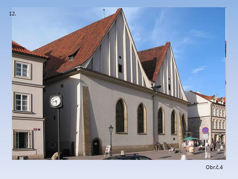 Betlémská kaple 13.