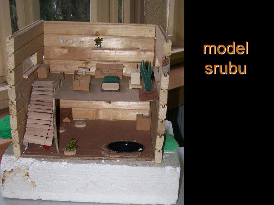 model srubu