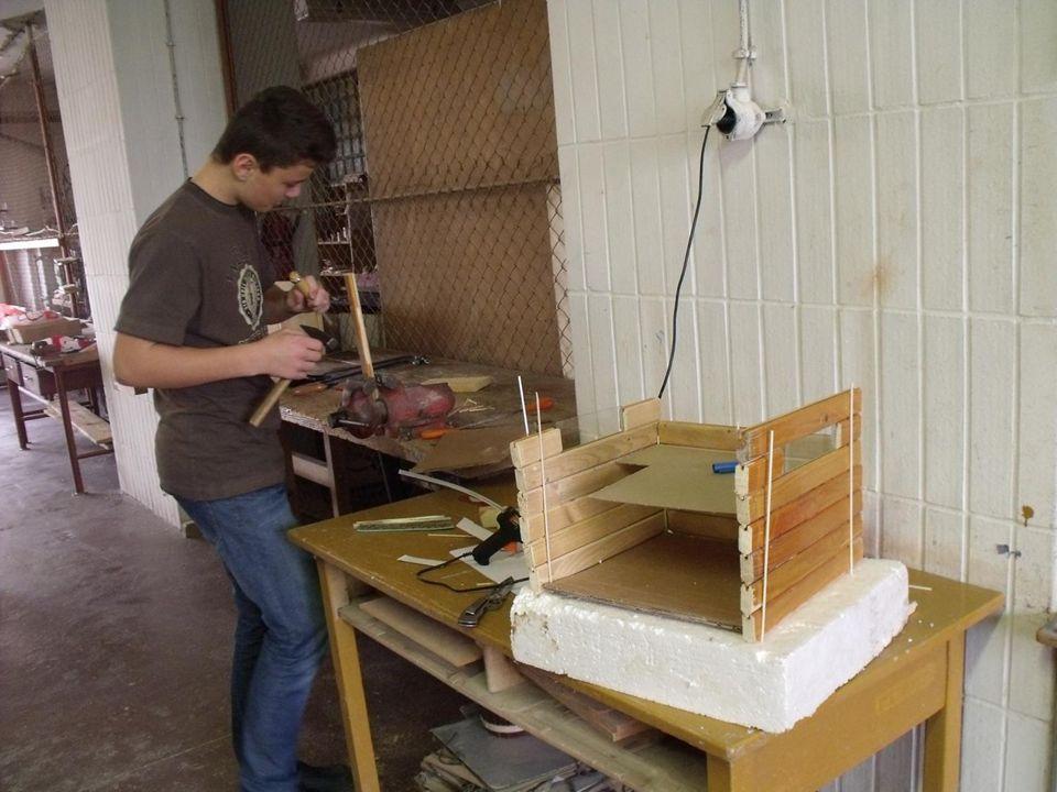 výroba schodů a nábytku