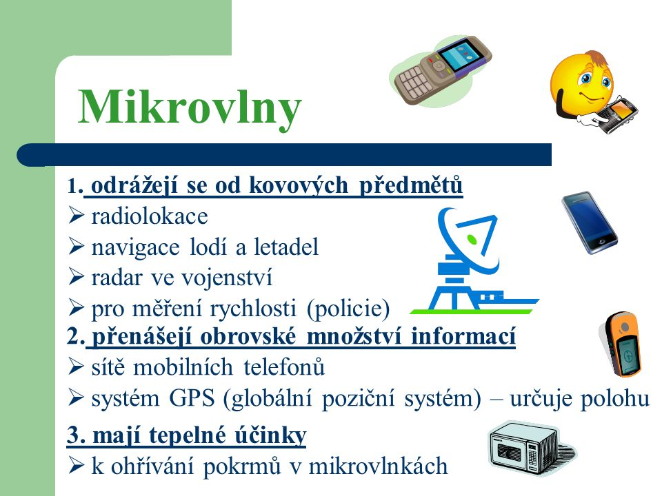 Mikrovlny 1.