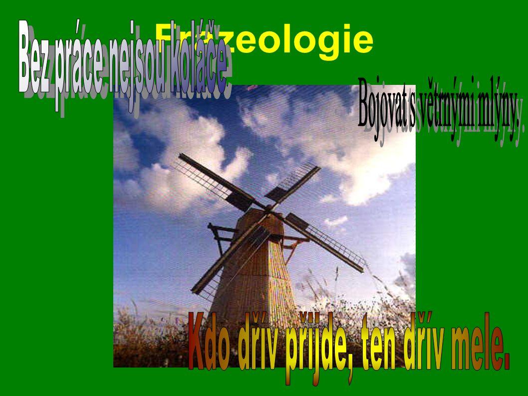 Frazeologie