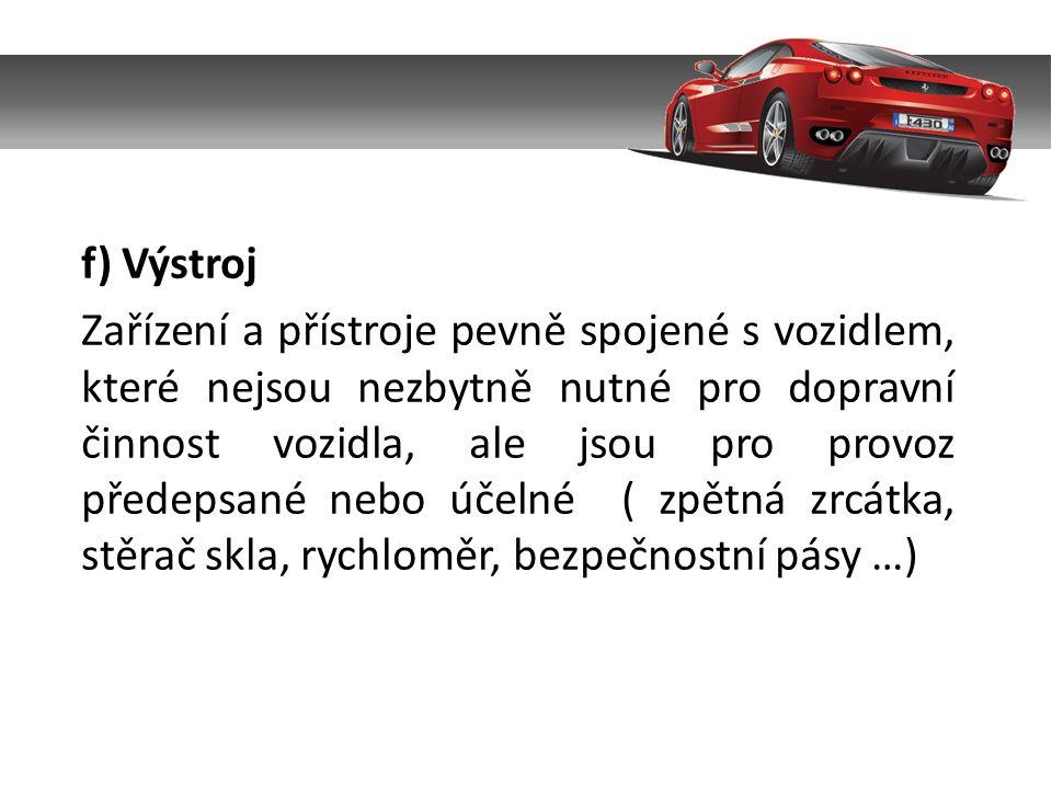 a) Strojový podvozek -podvozek ( rám – základní nosná část automobilu, podvěsy, řízení, příslušenství podvozku) -poháněcí soustava ( motor s příslušenstvím a převodová ústrojí) 1.