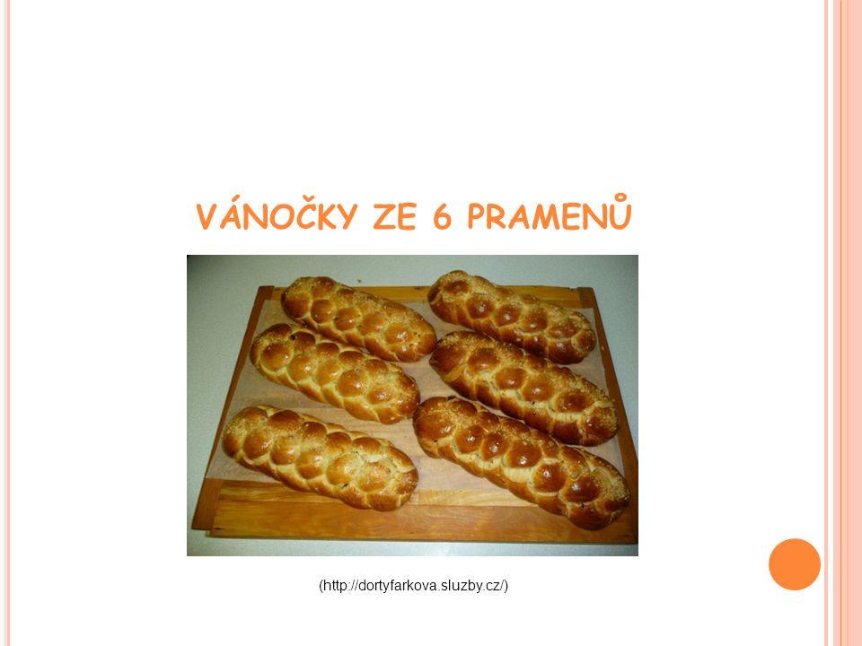 VÁNOČKY ZE 6 PRAMENŮ (http://dortyfarkova.sluzby.cz/)