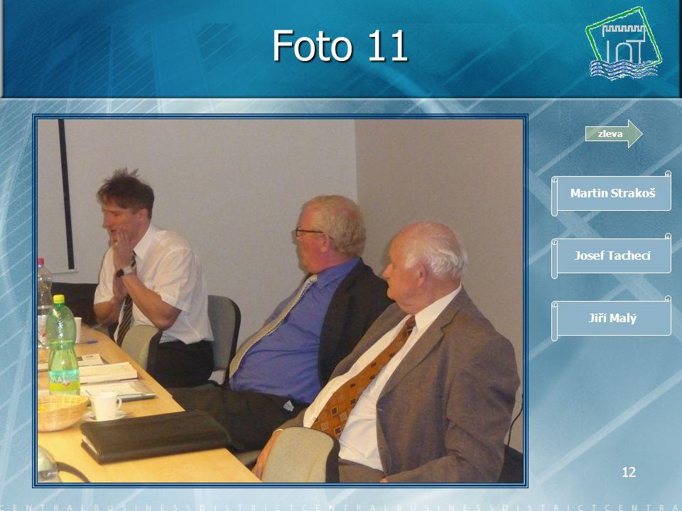 11 Foto 10 zleva Romana Baštová Jiří Novák Miroslav Samler Jiří Nekuda