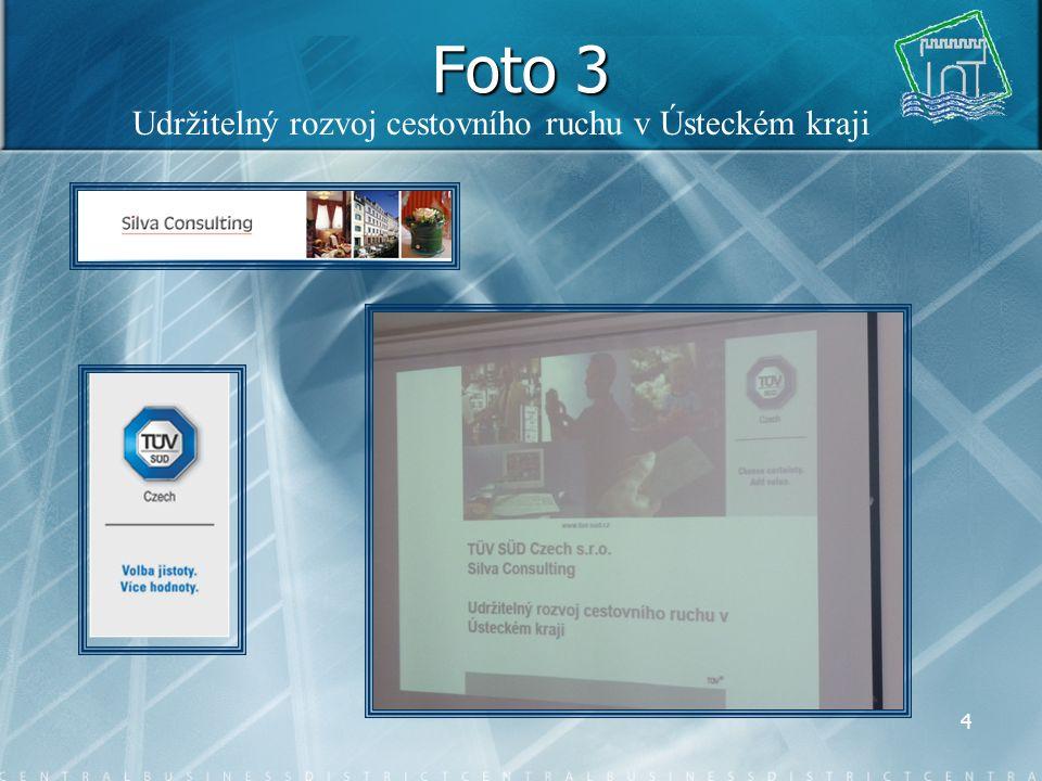 3 Foto 2 zleva Svatopluk Oehm, jednatel společnosti Silva Consulting Ladislava Klůsová, zástupce společnosti TÜV SÜD Czech s.r.o.