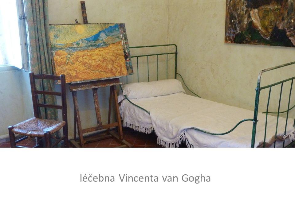 léčebna Vincenta van Gogha