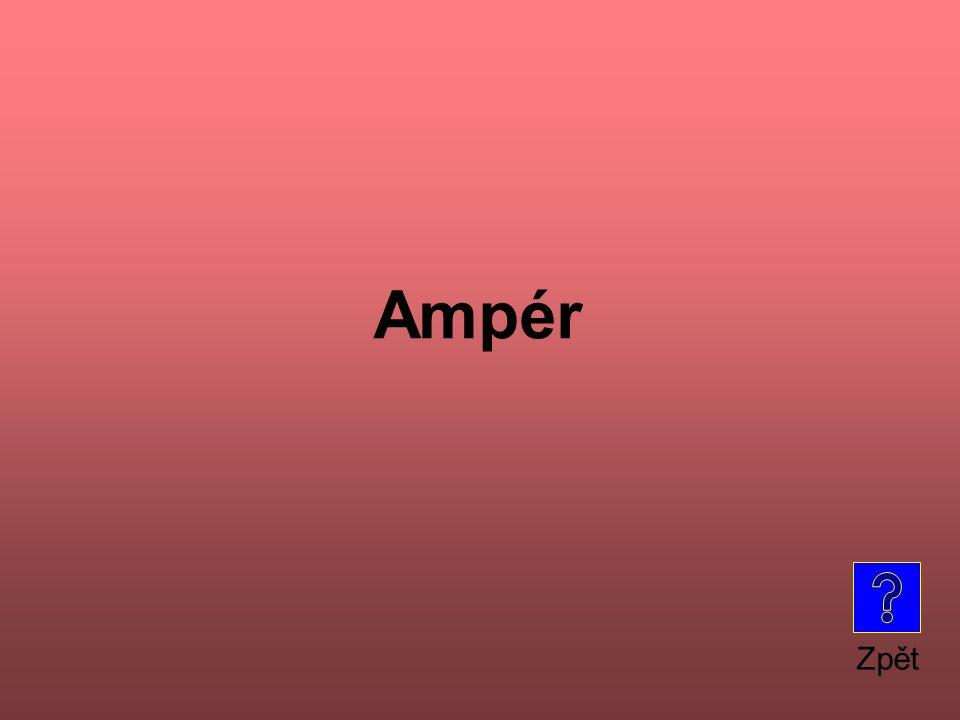 Ampér Zpět