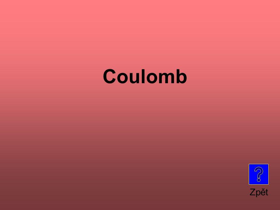 Coulomb Zpět