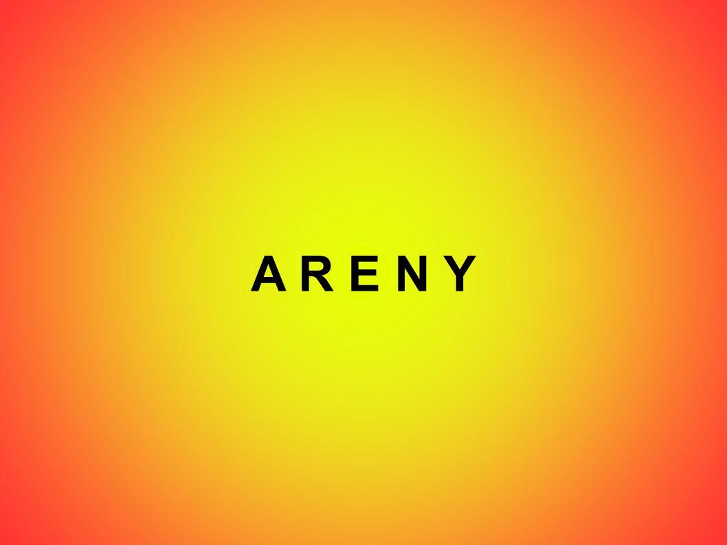 Definice: Areny jsou uhlovodíky, které obsahují v molekulách alespoň jedno benzenové jádro.